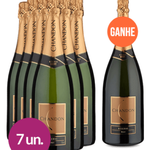 Espumante Chandon Réserve Brut (6+1)