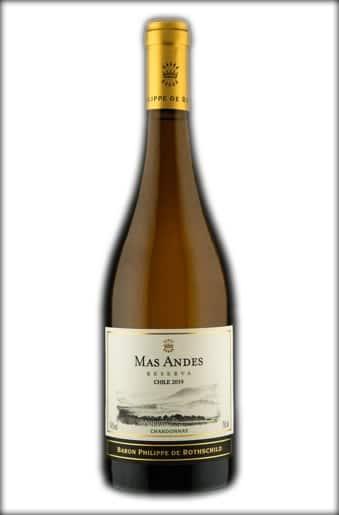 Baron Philippe de Rothschild Mas Andes Reserva Chardonnay 2019