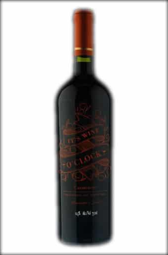 Its Wine O Clock Carménère 2019
