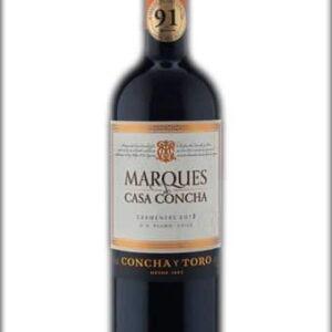 Marques De Casa Concha Carmenere 2018