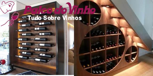 Modelos de Adegas Vinho