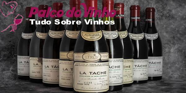 Os Vinhos mundiais mais famosos