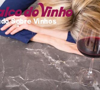 Ressaca de Vinho 5 Dicas Para Recuperação Total