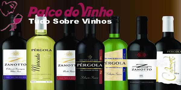 Tipos de Vinhos Brasileiros