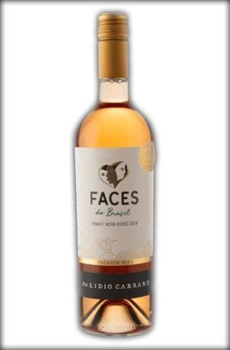 Lidio Carraro Faces do Brasil Pinot Noir Rosé 2019