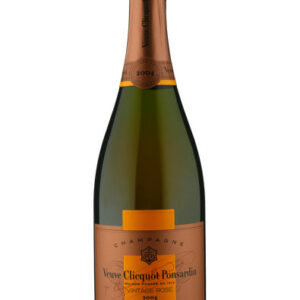 Champagne Veuve Clicquot Vintage Rosé 2004