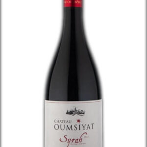 Chateau Oumsiyat Red Syrah 2015