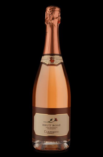 Espumante Carpineto Brut Rosé