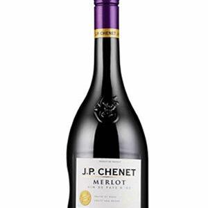 Vinho Francês Merlot Tinto J.P Chenet 750 ml