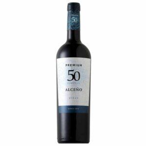 Vinho Alceño Premium 50 Barricas Syrah 750ml