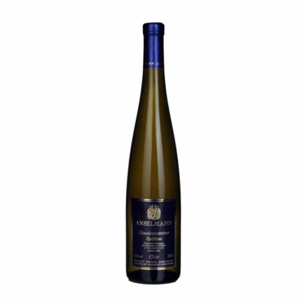 Vinho Anselmann Gewürztraminer Spatlese 750ml