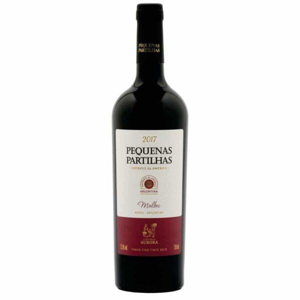 Vinho Aurora Pequenas Partilhas Malbec 750ml