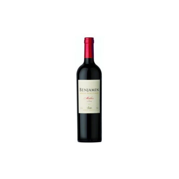 Vinho Benjamin Nieto Malbec Syrah Tinto 750ml