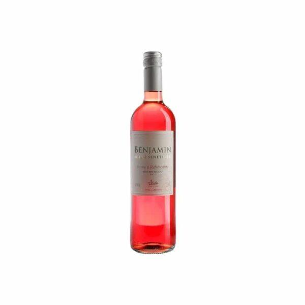 Vinho Benjamin Nieto Rosé Suave 750ml