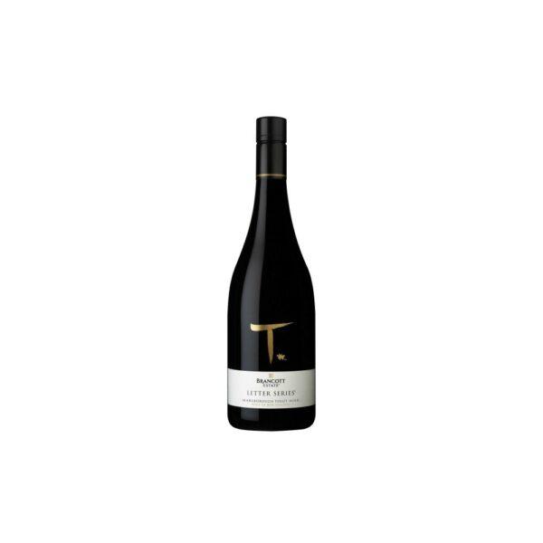 Vinho Brancott Estate Letter Series T Pinot Noir 750ml