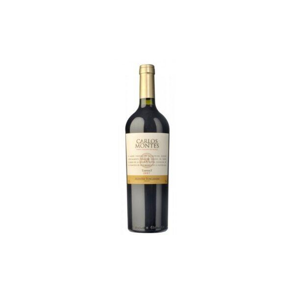 Vinho Carlos Montes Tannat Crianza 750ml