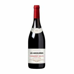 Vinho Les Argelières Grande Cuvée Cabernet Franc 750ml
