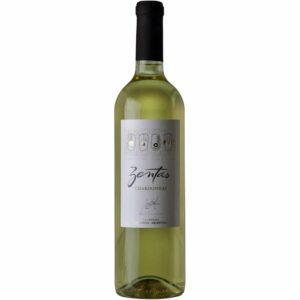 Vinho Zentas Chardonnay 750ml