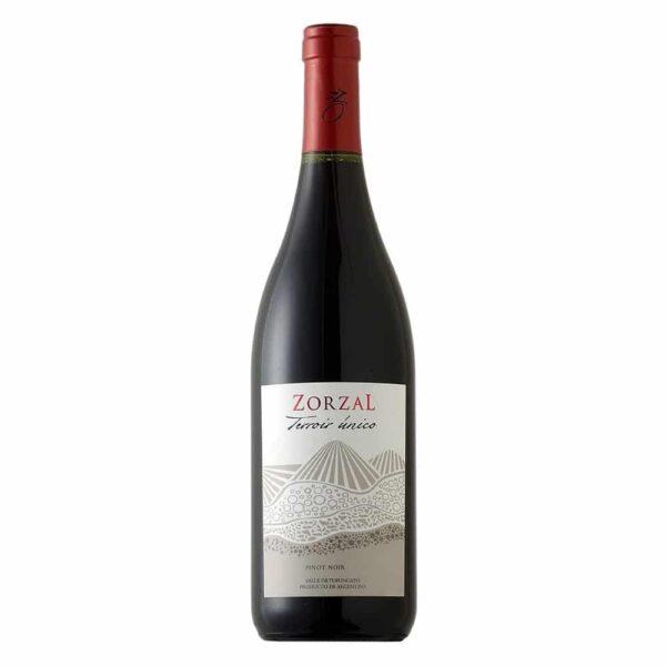 Vinho Zorzal Terroir Único Pinot Noir 750ml