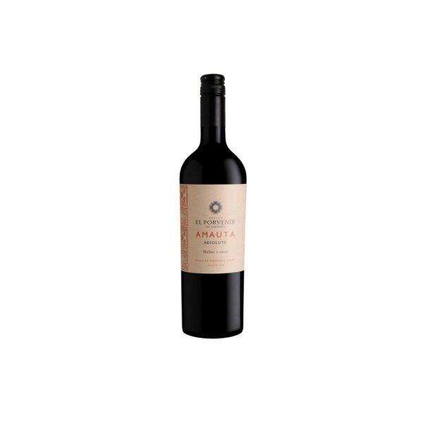Vinho Amauta Absoluto Malbec 750ml