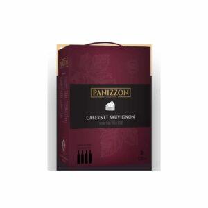 Vinho Bag In Box Panizzon Cabernet Sauvignon 3L