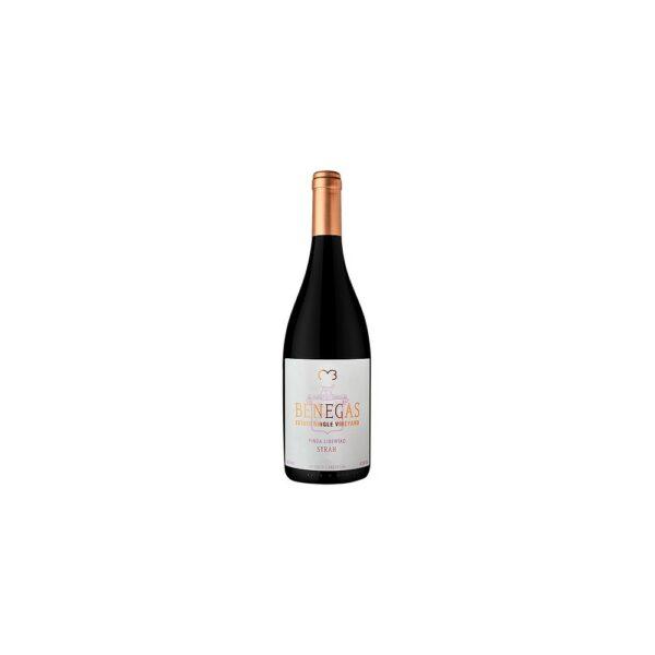 Vinho Benegas Estate Single Vineyard Finca Libertad Syrah 750ml