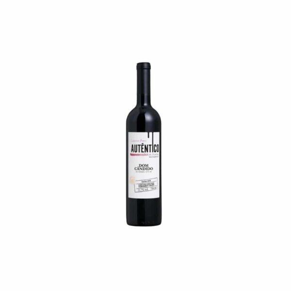 Vinho Dom Cândido Autêntico Cabernet Franc 750ml