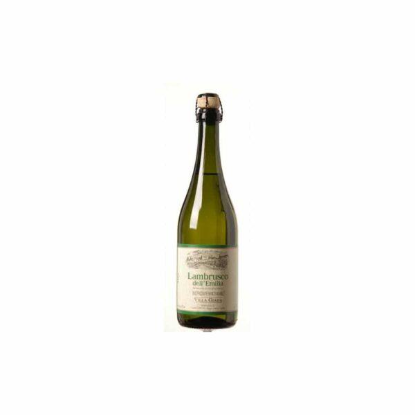 Vinho Lambrusco Villa Giada Amabile Branco 750ml