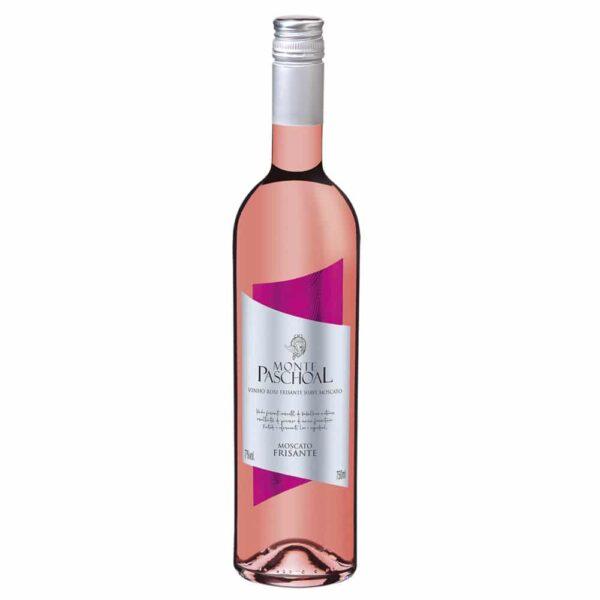 Vinho Monte Paschoal Frisante Moscato Rosé 750ml