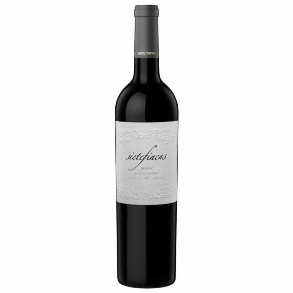 Vinho Siete Fincas Malbec 750ml