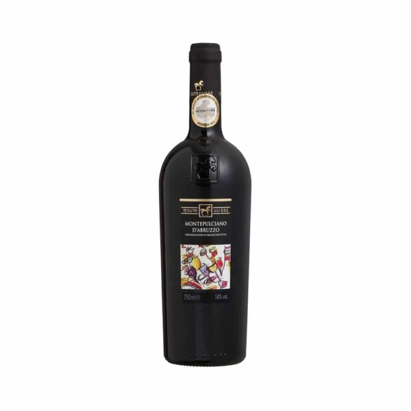 Vinho Tenuta Ulisse Montepulciano D´Abruzzo DOP 750ml