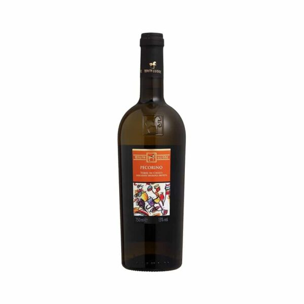 Vinho Tenuta Ulisse Pecorino Terre di Chieti IGP 750ml