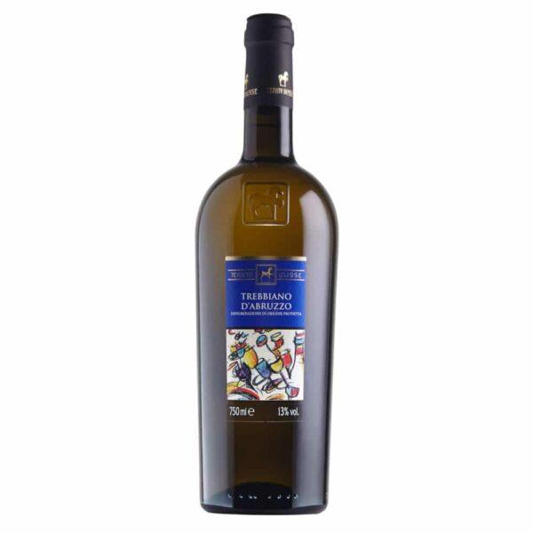 Vinho Tenuta Ulisse Trebbiano D'Abruzzo DOP 750ml