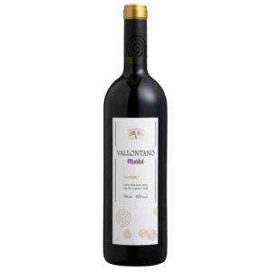 Vinho Vallontano Reserva Merlot 750ml