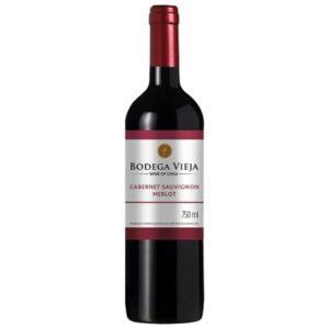 Vinho Bodega Vieja Tinto 750ml