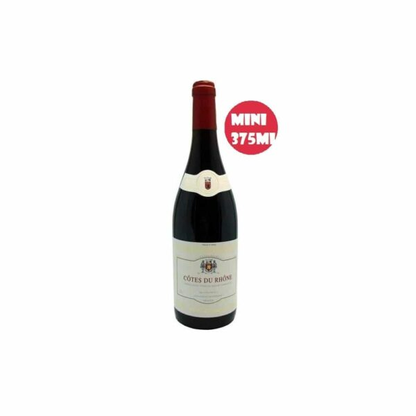 Vinho Côtes du Rhône Mini 375ml