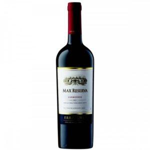 Vinho Errazuriz Max Carménère Reserva 750ml