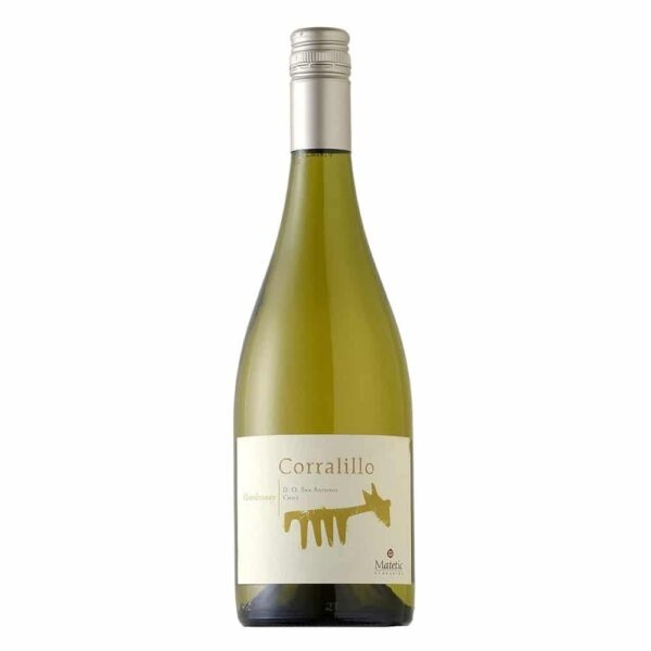Vinho Matetic Corralillo Chardonnay 750ml