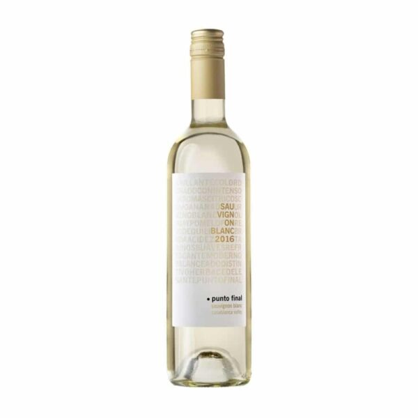 Vinho Punto Final Sauvignon Blanc 750ml