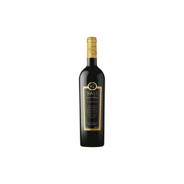 Vinho Yali Limited Edition Carménère 750ml
