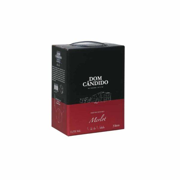 Bag In Box Dom Cândido Merlot 3L
