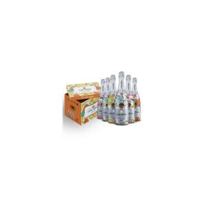 Caixa Cooler com 6 Espumantes Summer Moscatel 750ml