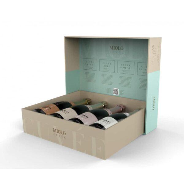 Caixa Miolo Cuvée Collection