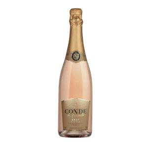 Espumante Conde de Foucauld Brut Rosé 750ml