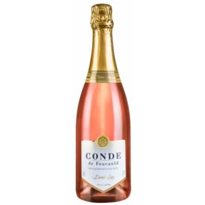 Espumante Conde de Foucauld Demi-Sec Rosé 750ml