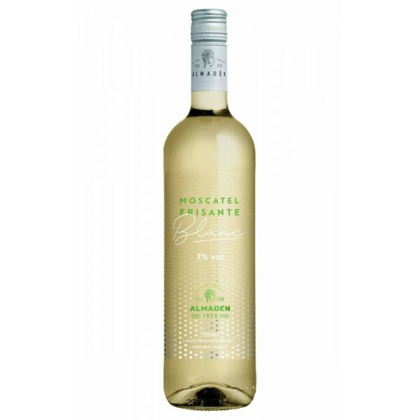 Vinho Almadén Frisante Moscatel Blanc 750ml